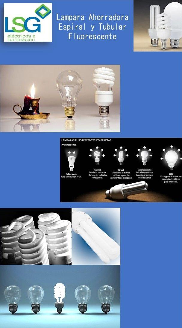 Lampara Ahorradora Espiral De Diferentes Potencias Y Marcas Como Plusrite Osram Ledvance Havells Lumia Lamparas Fluorescentes Productos Innovadores Lampara