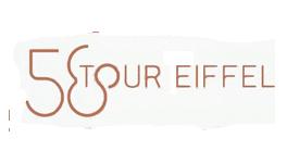 58 Tour Eiffel logo