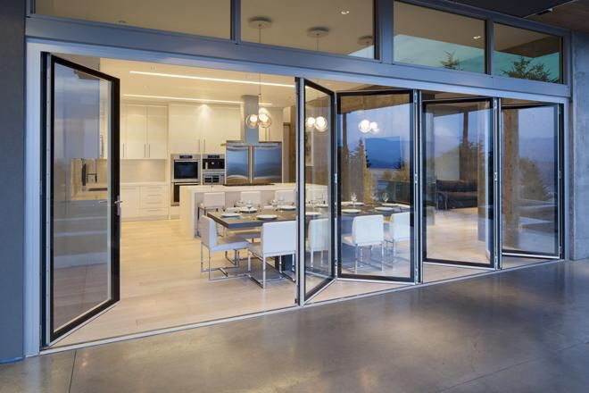 Sliding And Bifold Doors And Walls Nanawall Com Vouwdeuren Ramen