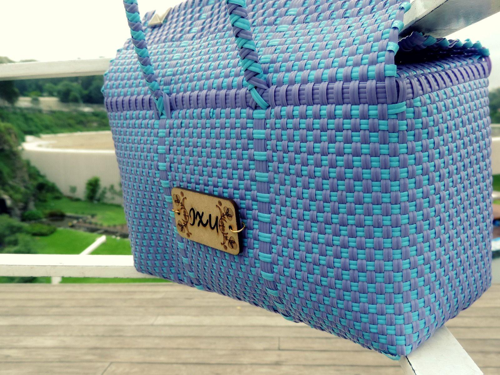 bolsos artesanales hechos a mano artesania mexicana mexico de venta ...