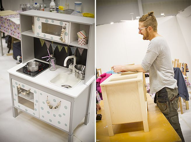 Ikea duktig hack google search kids room pinterest - Cocina nina ikea ...