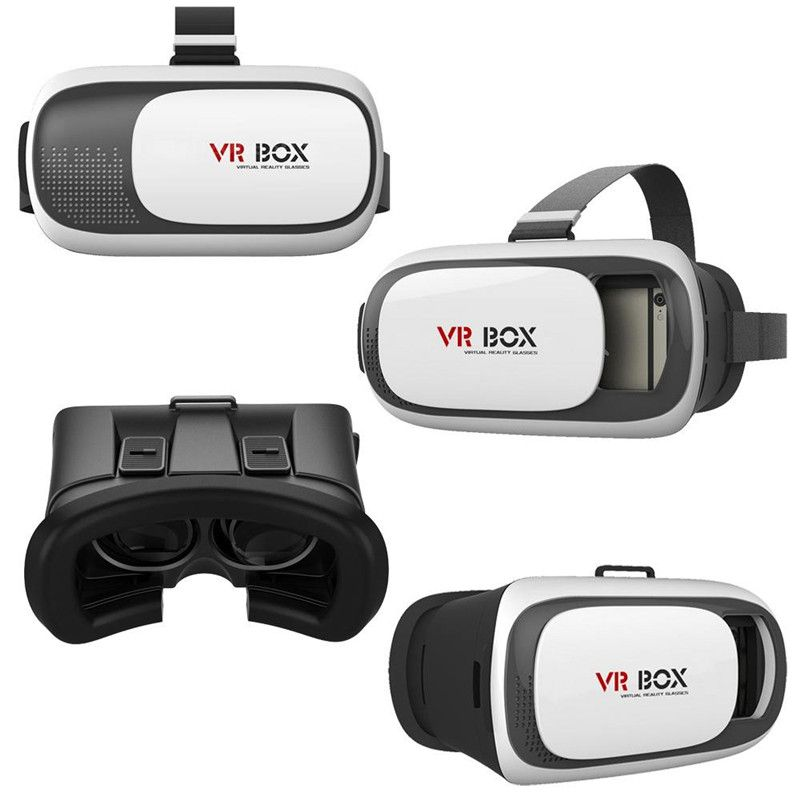 Click To Buy 2017 New Google Cardboard Vr Box 2 0 Version Vr Virtual Reality 3d Glasses For 4 0 6 0 Vr Box Vr Box Virtual Reality Virtual Reality Glasses