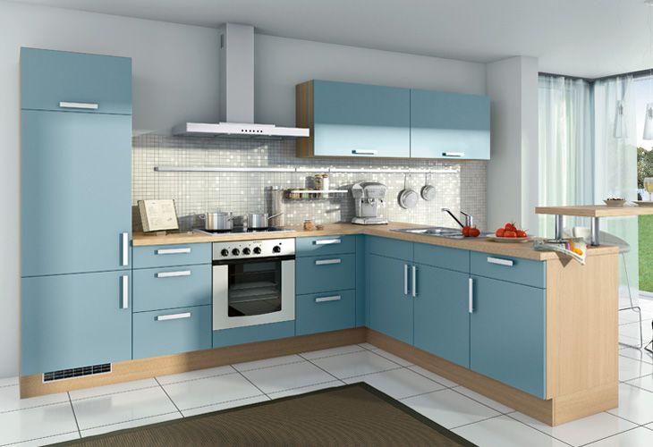 küche in hellblau eckküche dyk360 kuechen de hellblaue küchen