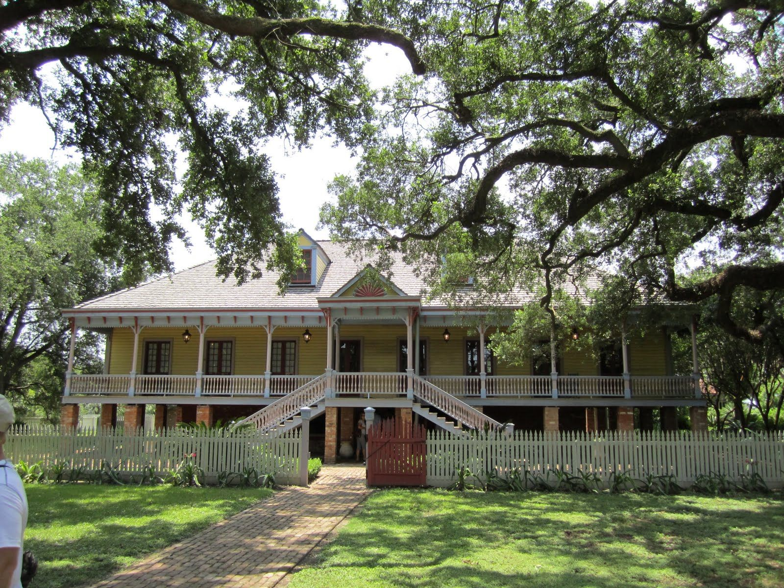 Laura Plantation In Vacherie La Built 1805 Antebellum