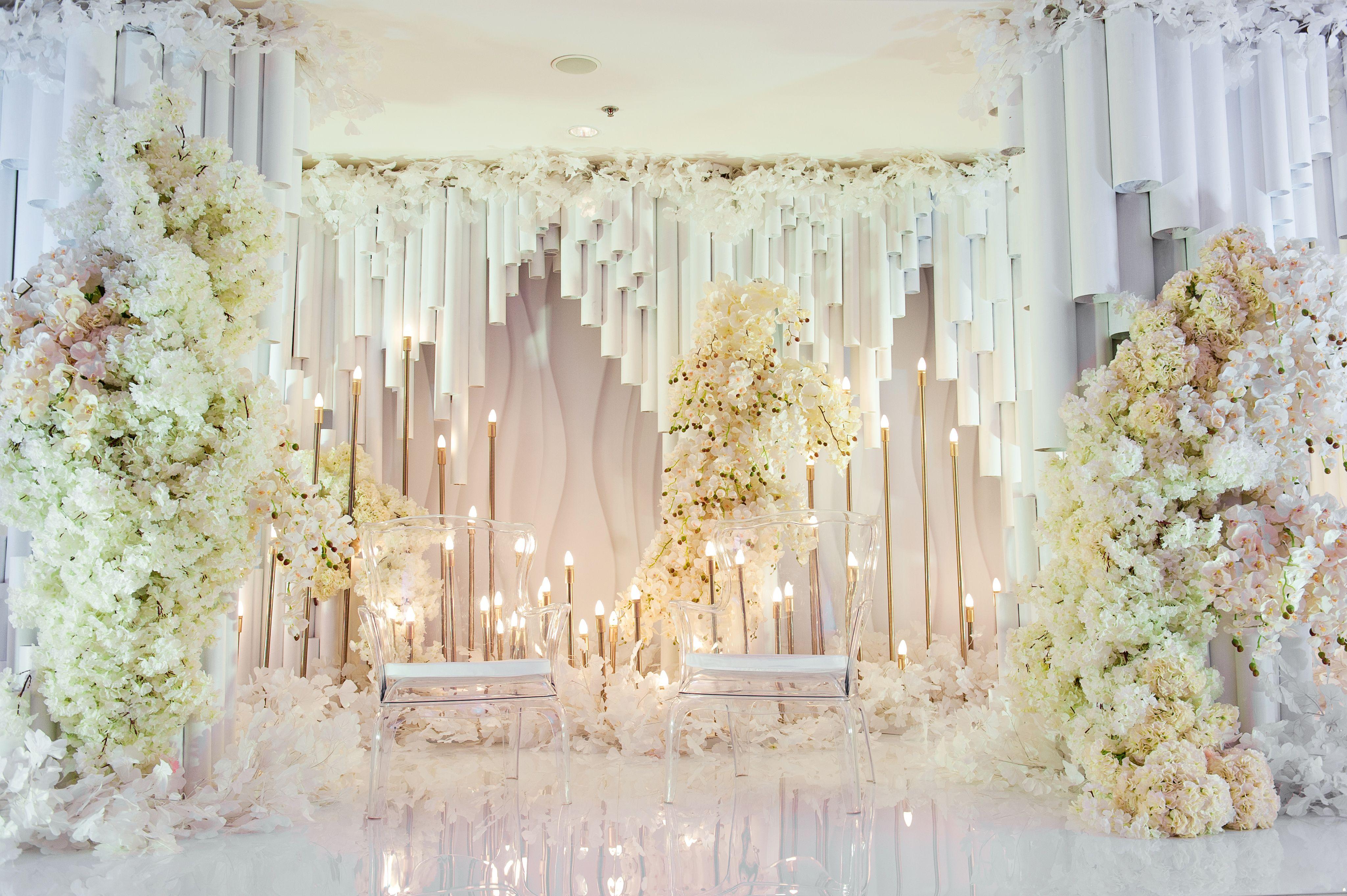 5 приемов для декора свадьбы зимой   Тематические свадьбы  Тематические Свадьбы Зимой