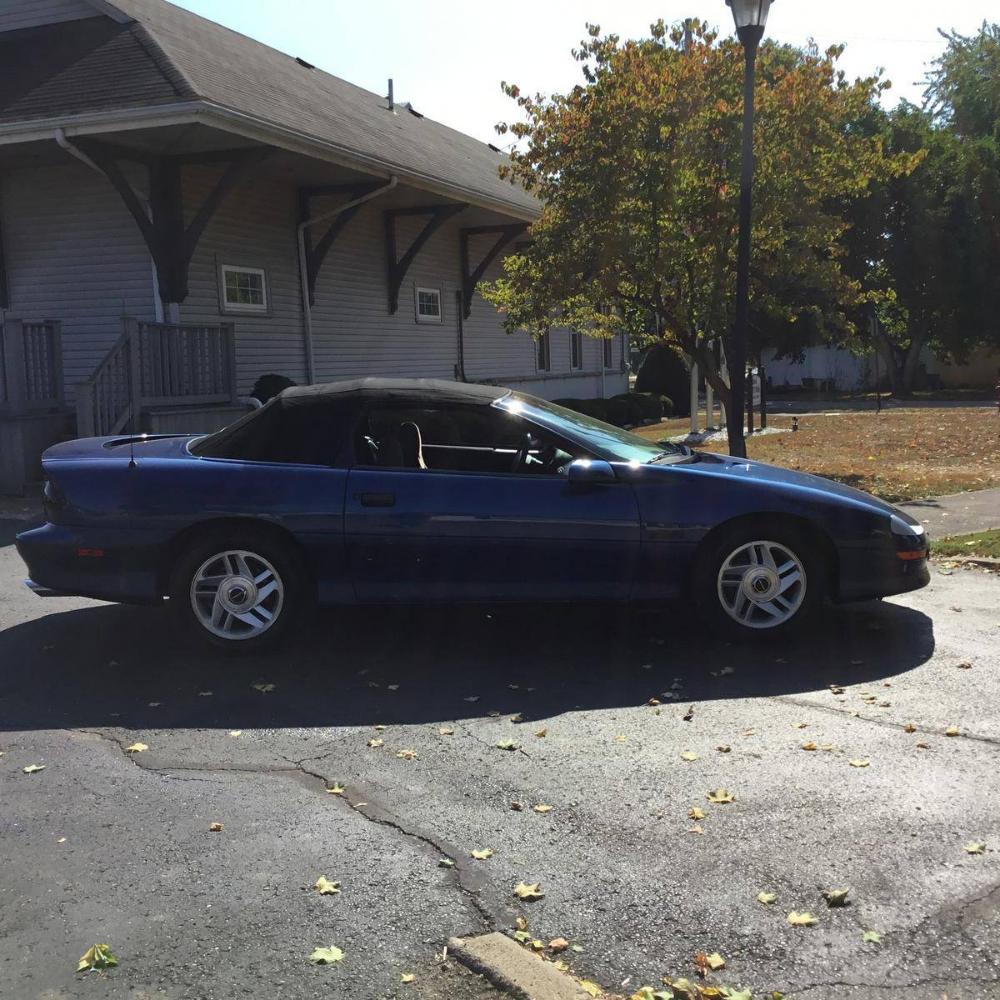1996 Chevrolet Camaro For Sale #2327232