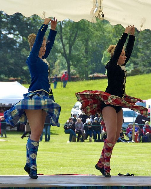 how to dance on the 3 4 point highland dance