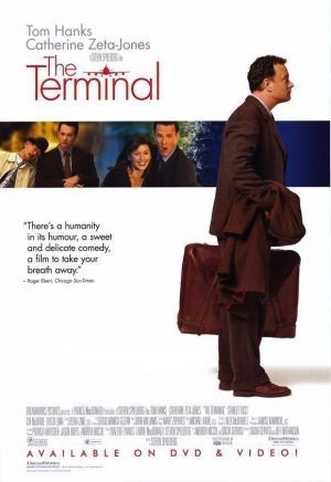 The Terminal Movie Poster Movies Worth Watching Good Movies Tom Hanks