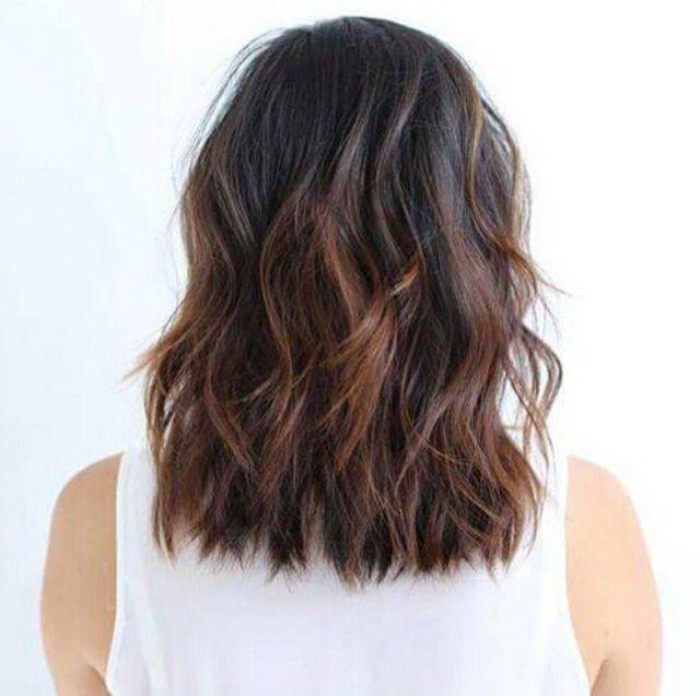 Pin By Estrella On Hair Hair Styles Long Bob Hairstyles Long Hair Styles
