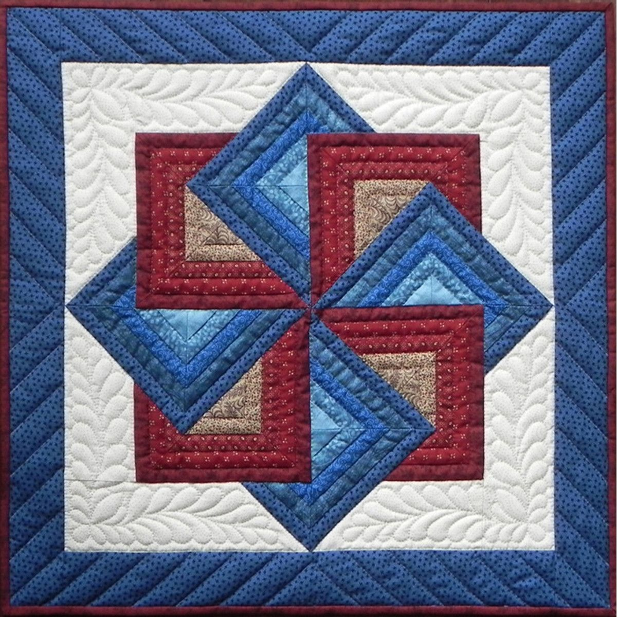 Starspin Wall Quilt Kit 22X22 | Products
