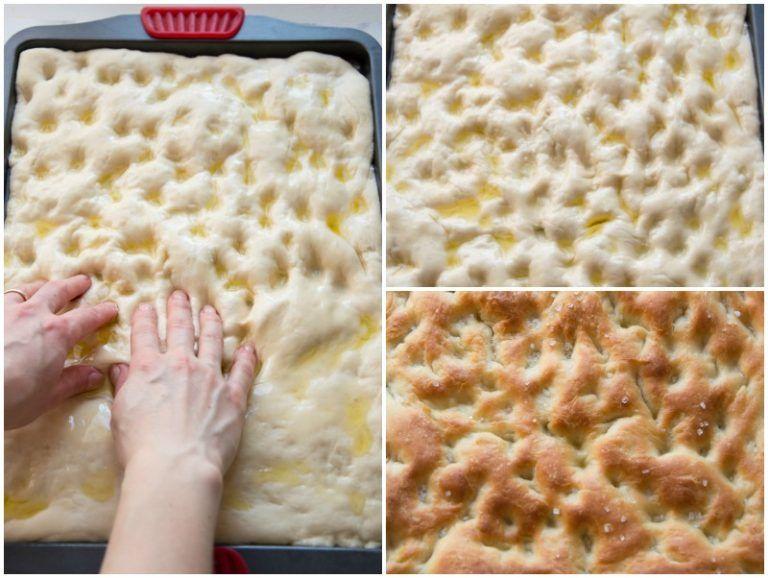 Traditional Focaccia Bread {Focaccia Genovese} – Italian Recipe Book