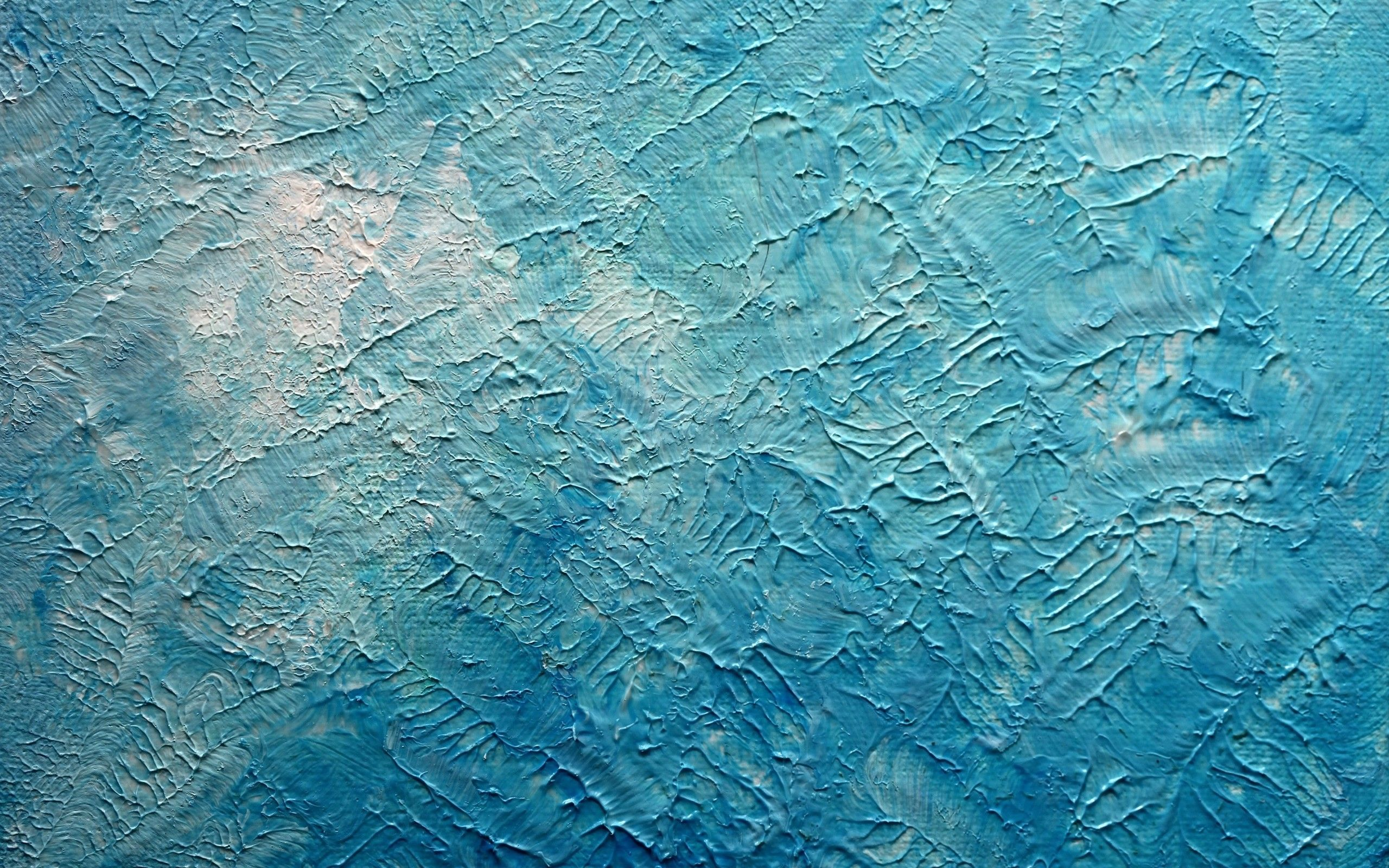 Blue Splash Texture Galaxy 2560 1600
