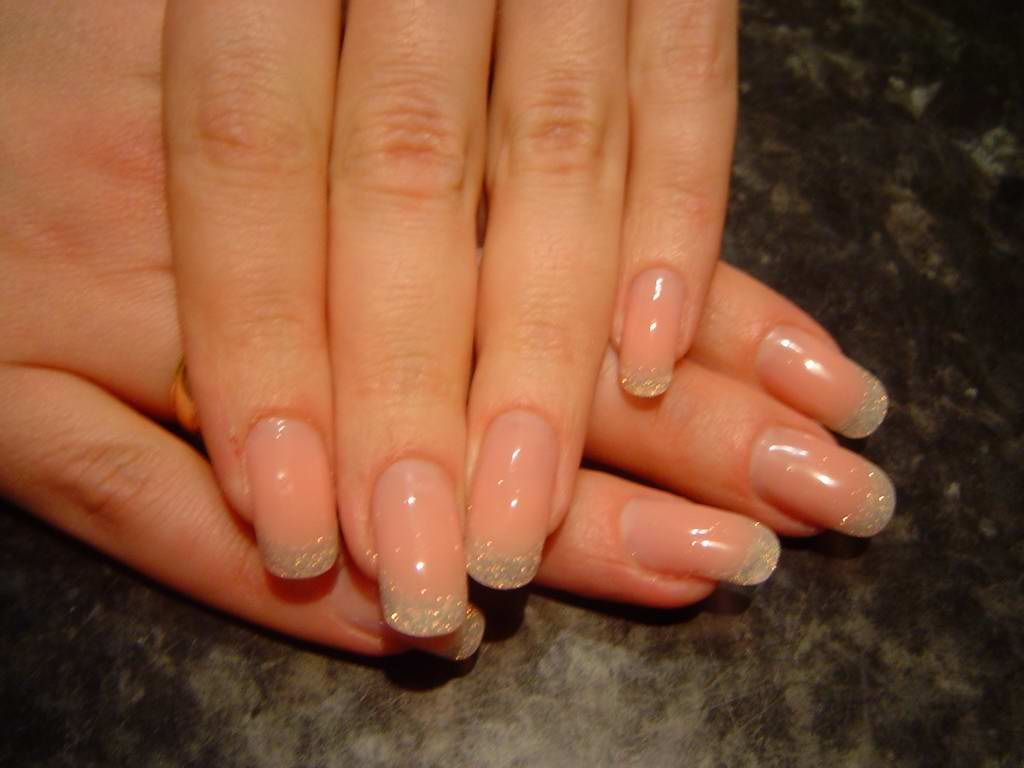 delicate Nail Art | PHOTO Delicate french nail manicure | Nail Art ...