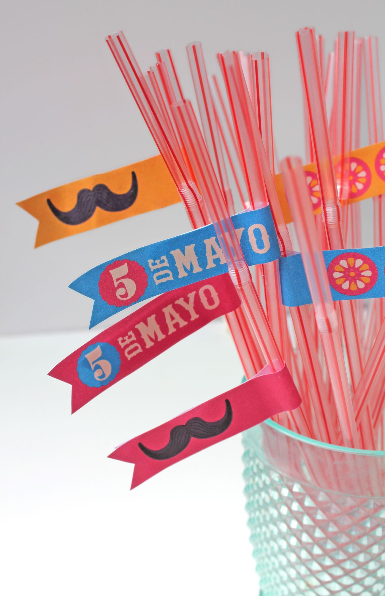 Cinco De Mayo Printables Party Kit