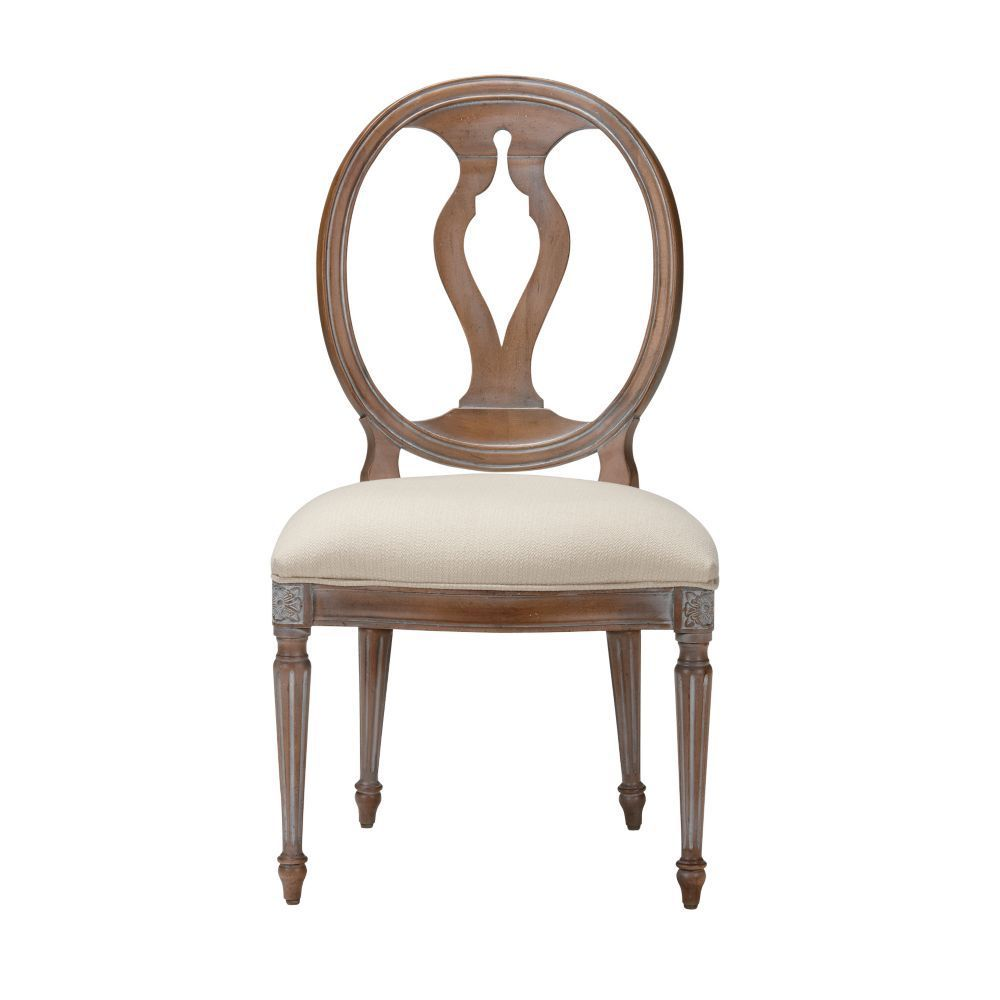 Margaux Side Chair Manor Natural Ethan Allen Us