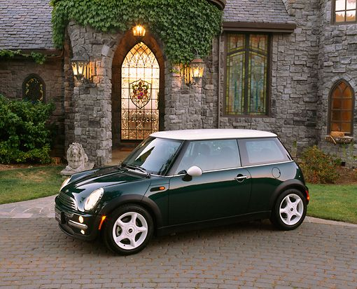 2002 British Racing Green Mini Cooper Best Luxury Cars Mini Cooper British Racing Green