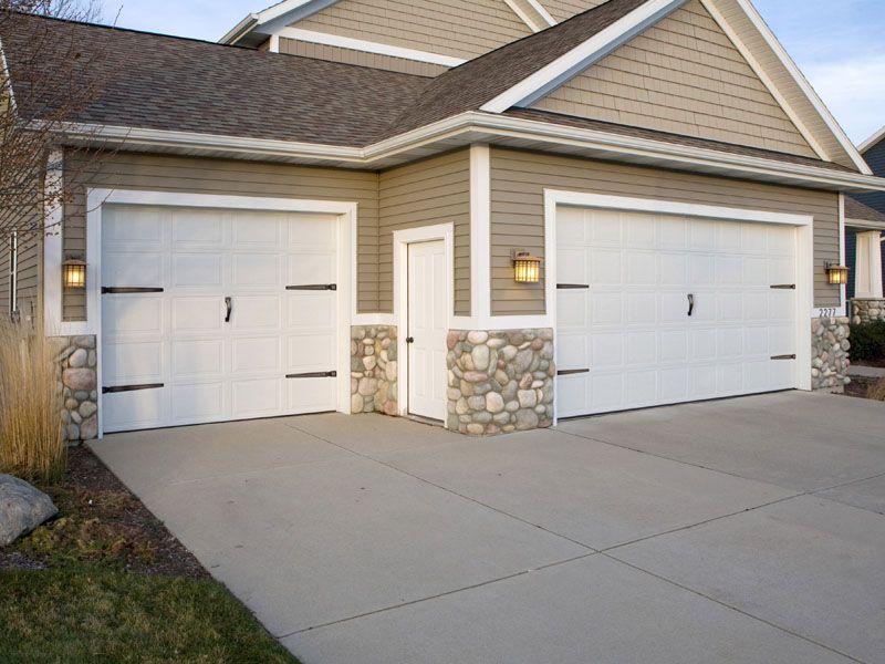 Charming Garage Door Decorative Accessories, Carriage House Garage Doors |Coach  House Accents