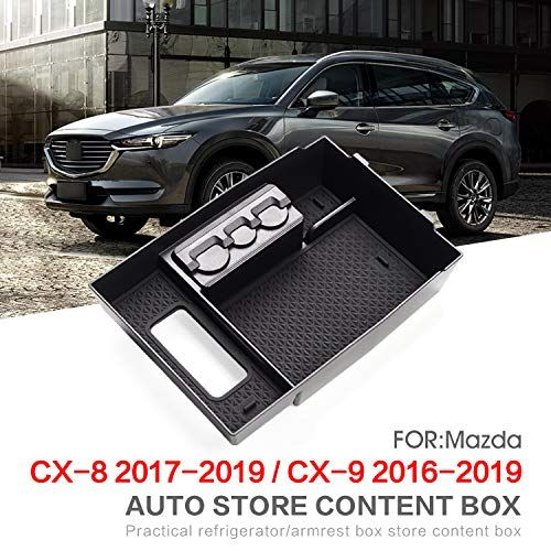 Bumper Bracket Set For 2013-2016 Mazda CX-5 2 Pc Front Left /& Right Side Plastic