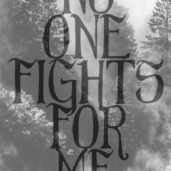 No one fights for me  The 100 Lexa Heda