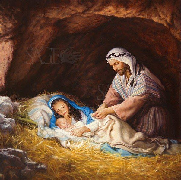 Sleep in Heavenly Peace ~ Mark Missman