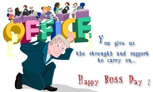 happy bosses day - Google Search