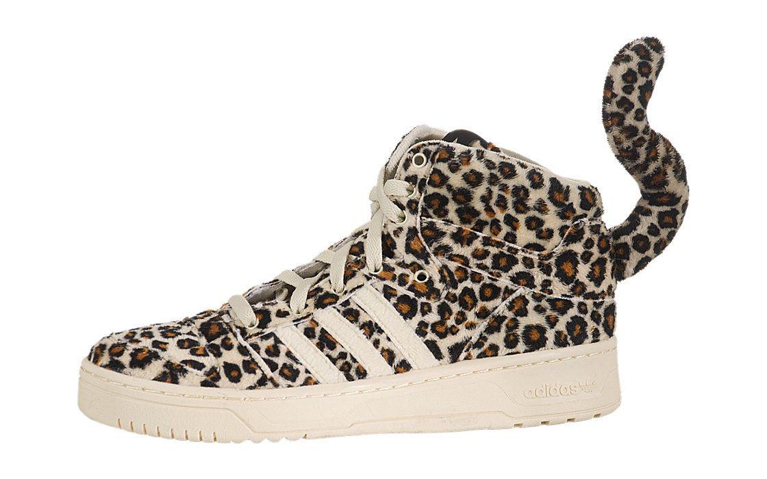 Archive Adidas Jeremy Scott Leopard