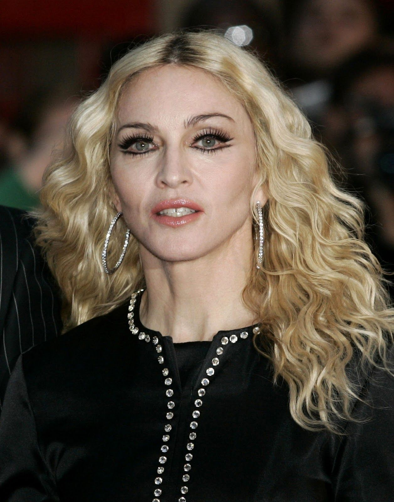 madonna makeup Fashion Style Madonna Pinterest