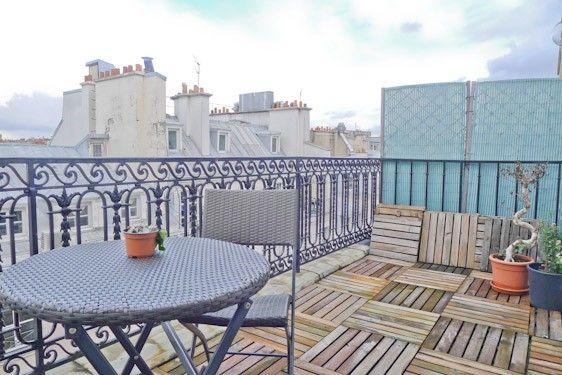 BYP-587 - Furnished 1 bedroom apartment for rent , 57 m² Avenue de l'Opéra, Paris 1, 2300 €/M