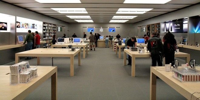 Apple Store Receives Trademark For Distinctive Design And Layout