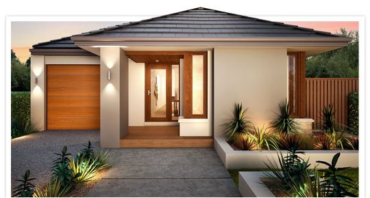 New Home Designs Latest.: Small Modern Homes Exterior Views. Part 47