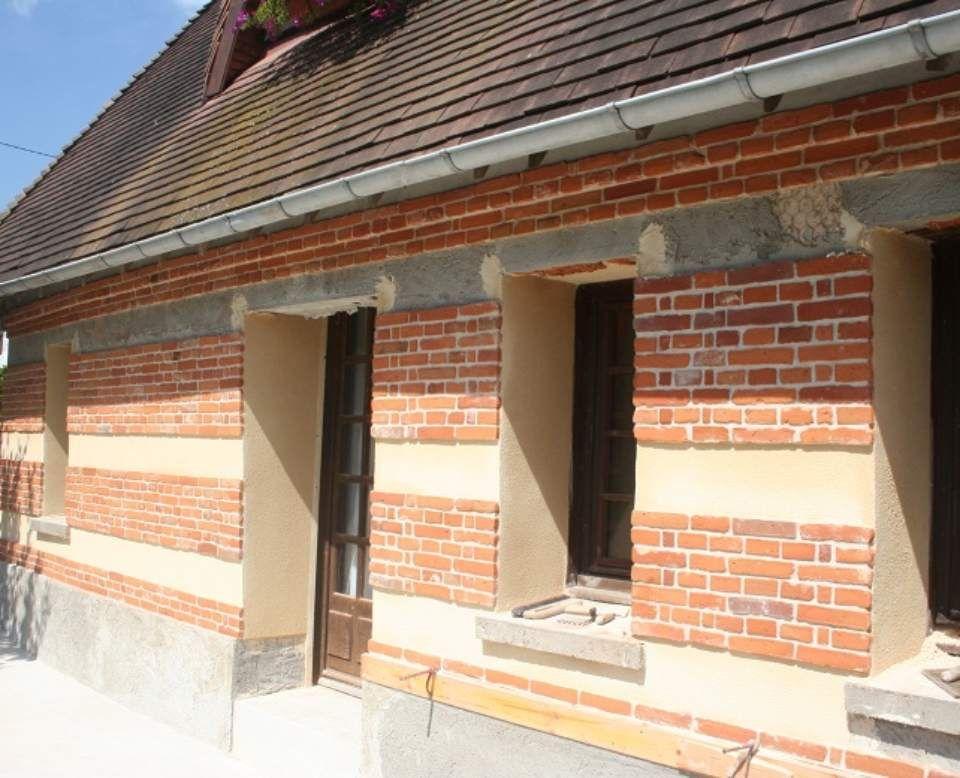 R novation de facade l 39 entreprise de ma onnerie et for Renovation carrelage ancien
