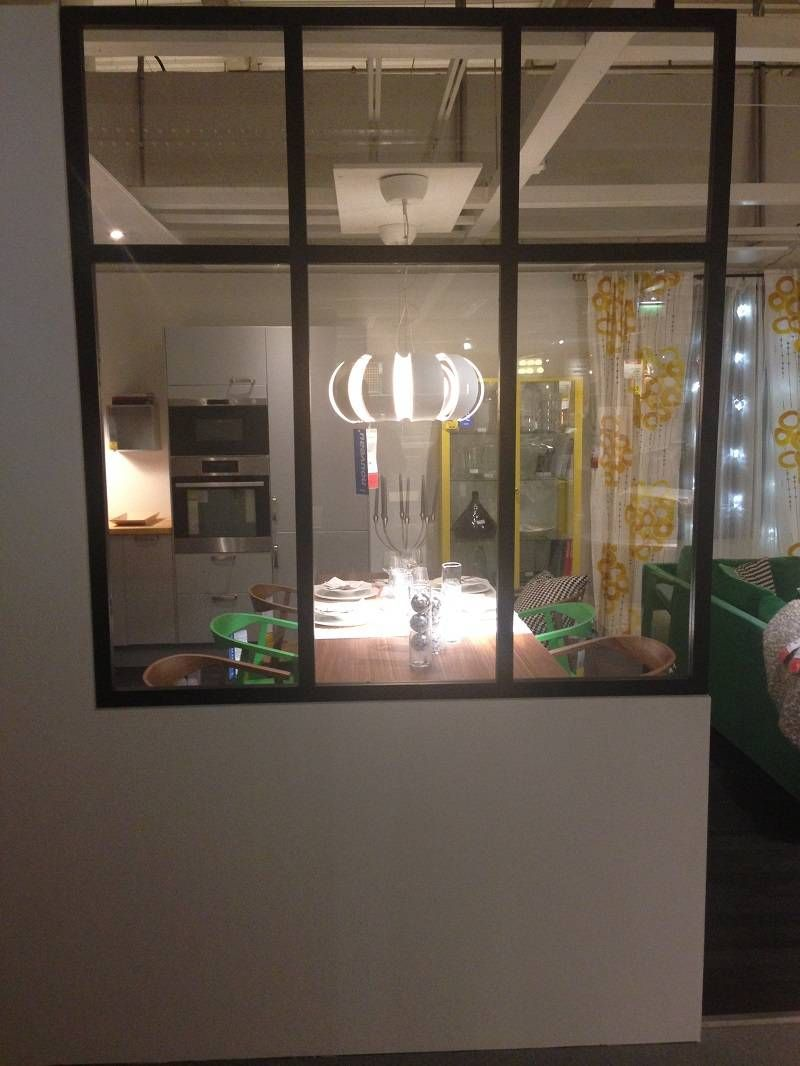 s paration de pi ce type atelier d 39 artiste toulouse cloison en verre separateur de piece. Black Bedroom Furniture Sets. Home Design Ideas