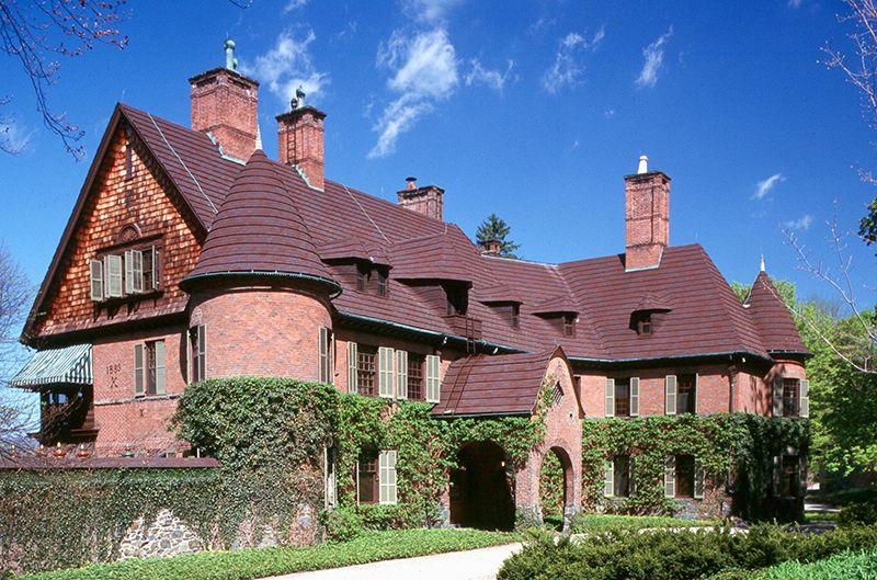 14 Gilded Age Mansions of the Berkshires, Massachusetts