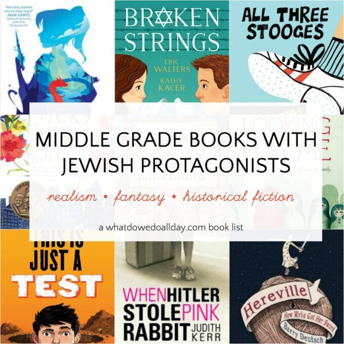 Middle Grade Books with Jewish Protagonists is part of Grade book, Middle grade books, Jewish books, Middle grades, Books, Historical fiction books - Best middle grade books with Jewish protagonists  Book list includes contemporary realism, fantasy stories, historical fiction (not WW2) and WWII stories