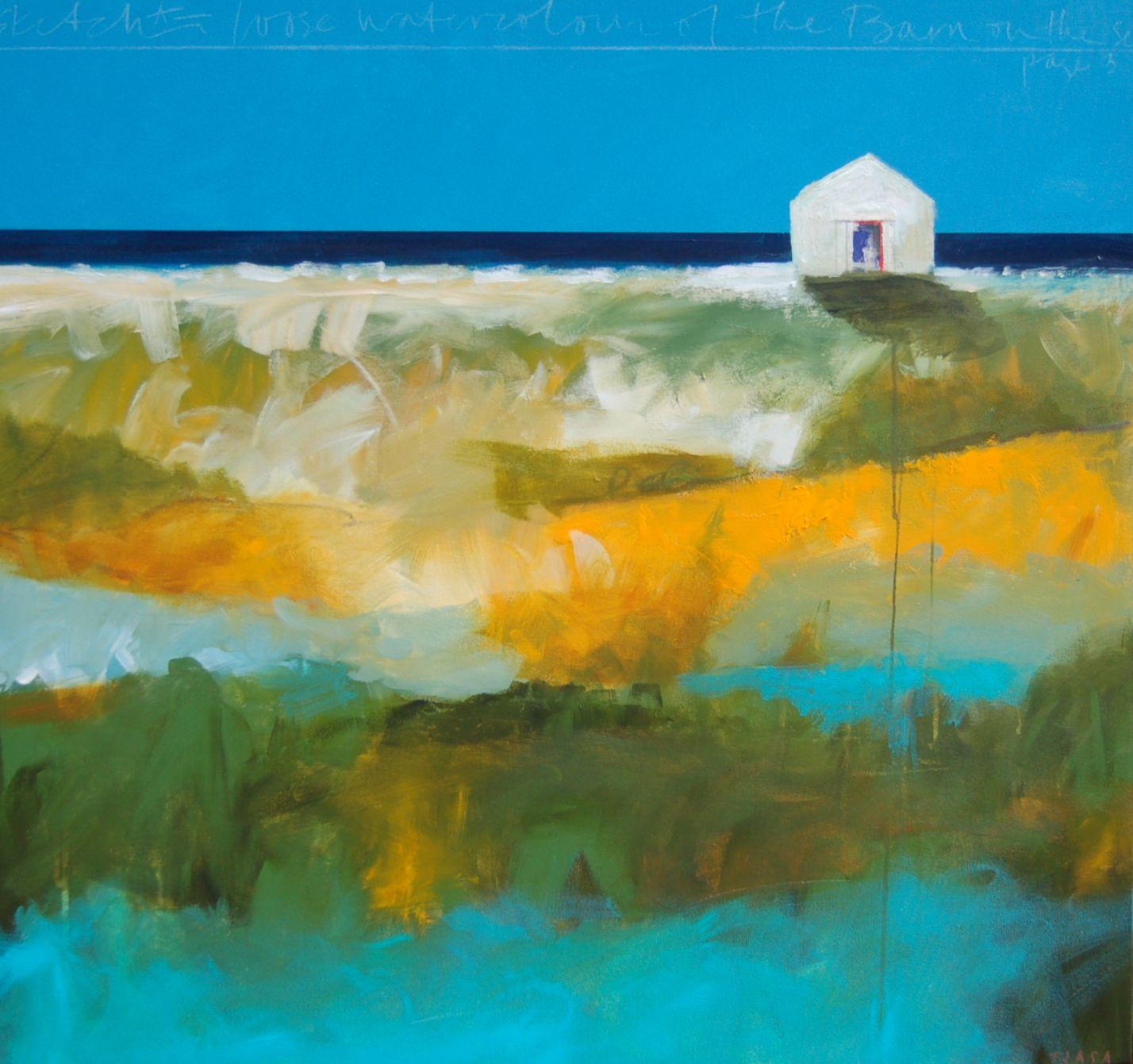 Blue door tjasa owen eisenhauer gallery female artists
