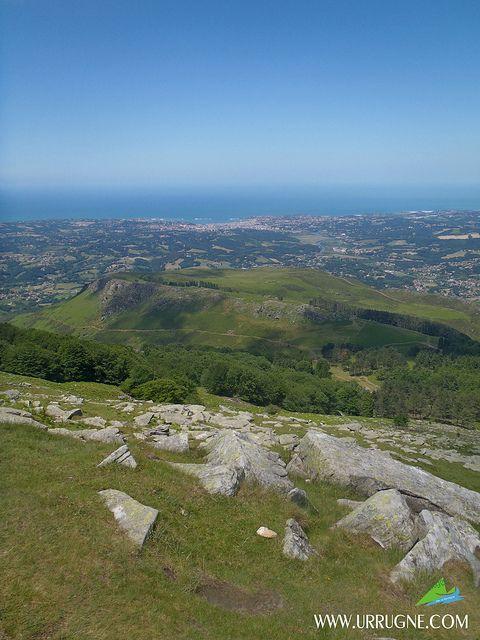 De la montagne l 39 oc an urrugne pays basque 64 le tourisme pays basque et de la montagne - Office du tourisme du pays basque ...