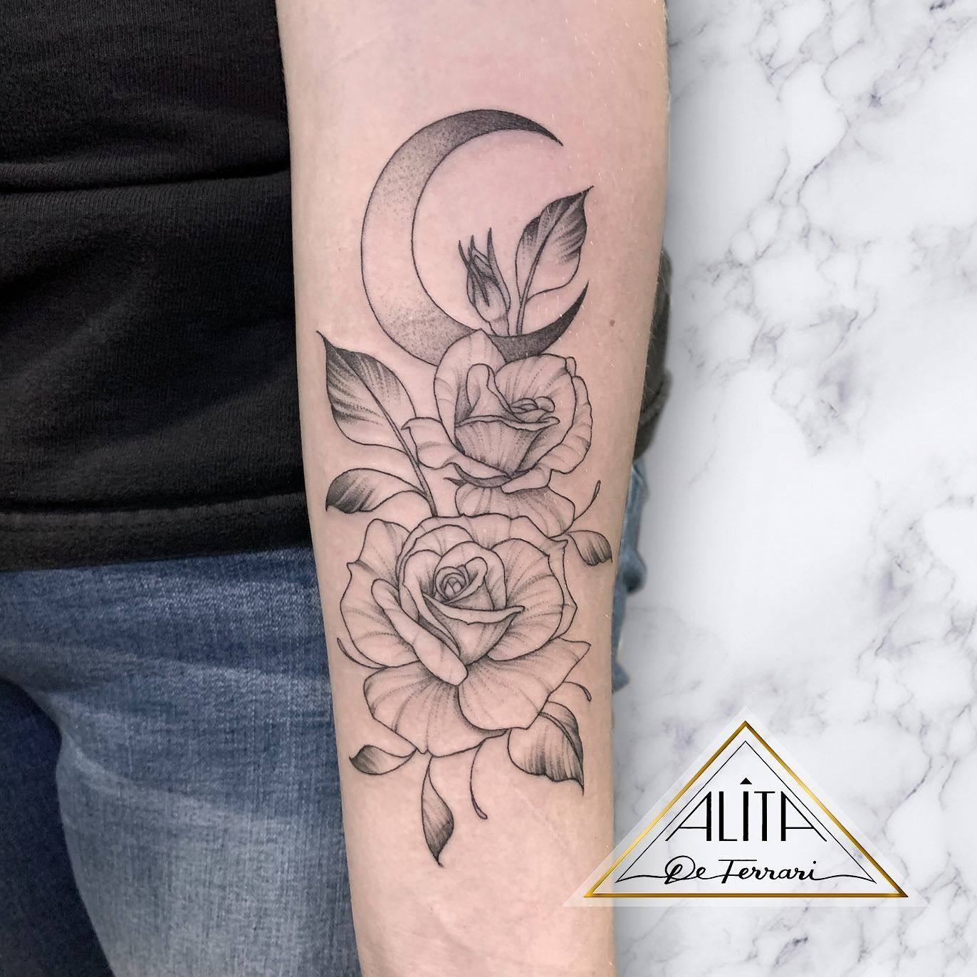 Another lovely piece done in denver thank you kayla