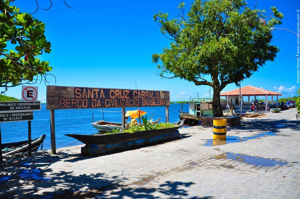 Pin De Rose Ferreira Em Lugares Santa Cruz Santa Cruz Cabralia