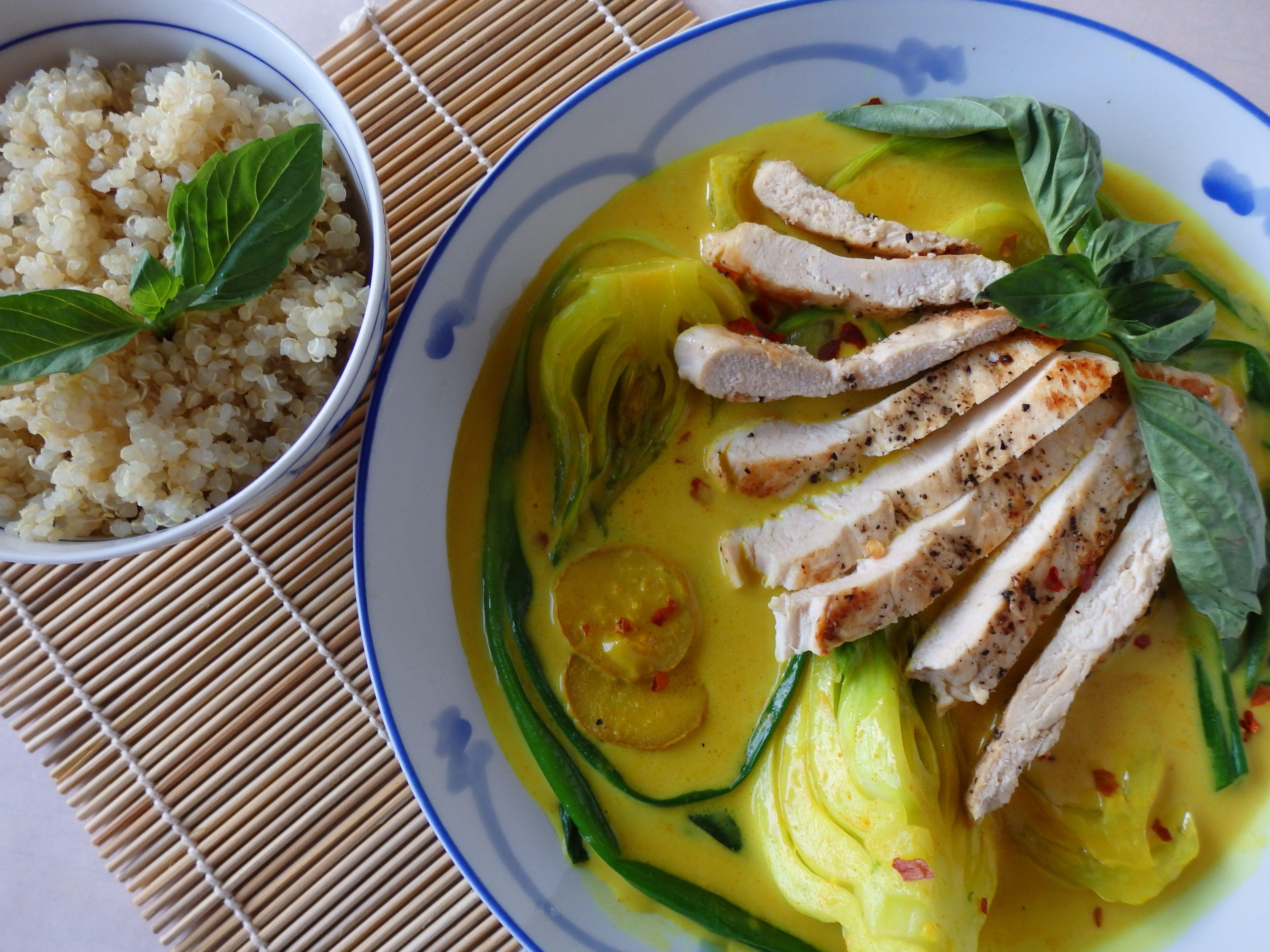 candida régime recettes pouletes