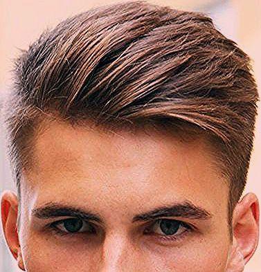 Coole gewellte Frisuren für Männer 2019 - New Site