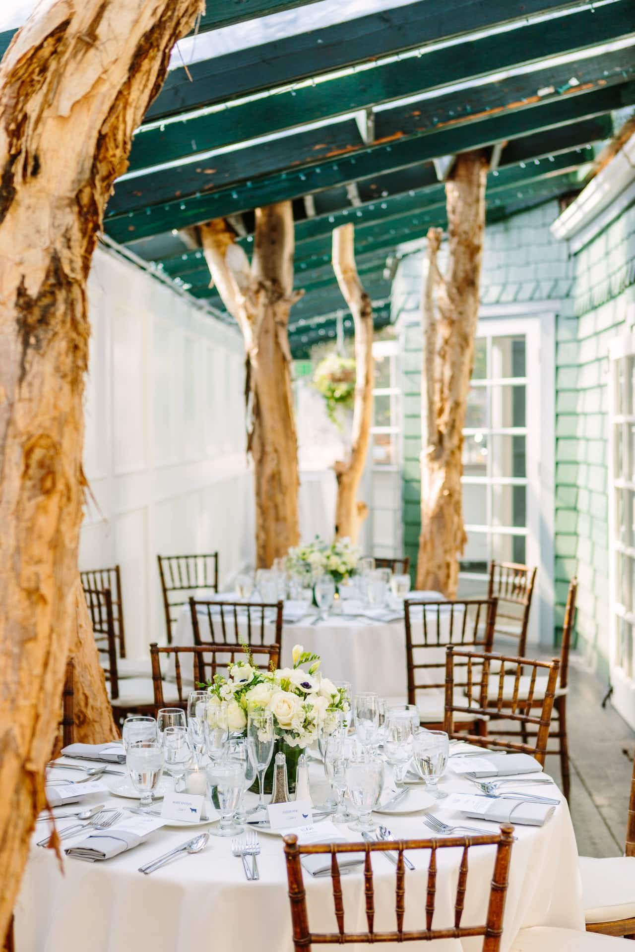 Gorgeous Outdoor Wedding at The Victorian (With images ...