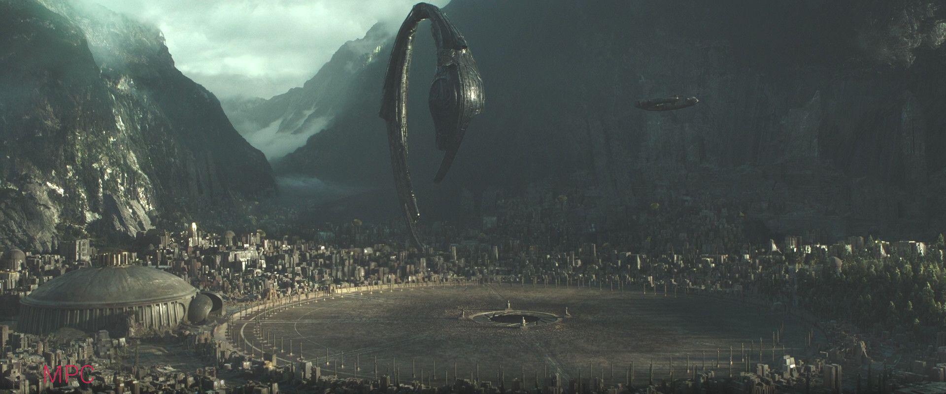 Artstation alien covenant tamas gyerman alien