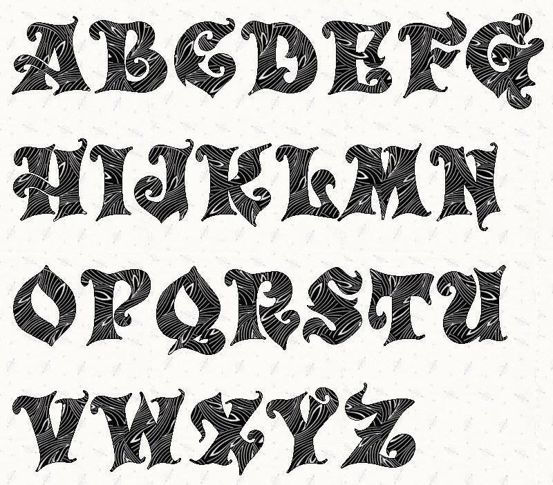 Alphabet carousel 3 inch stencil printable stencils stencil 2 inch printable stencil letters sewing alphabet carousel 3 inch stencil pronofoot35fo Image collections