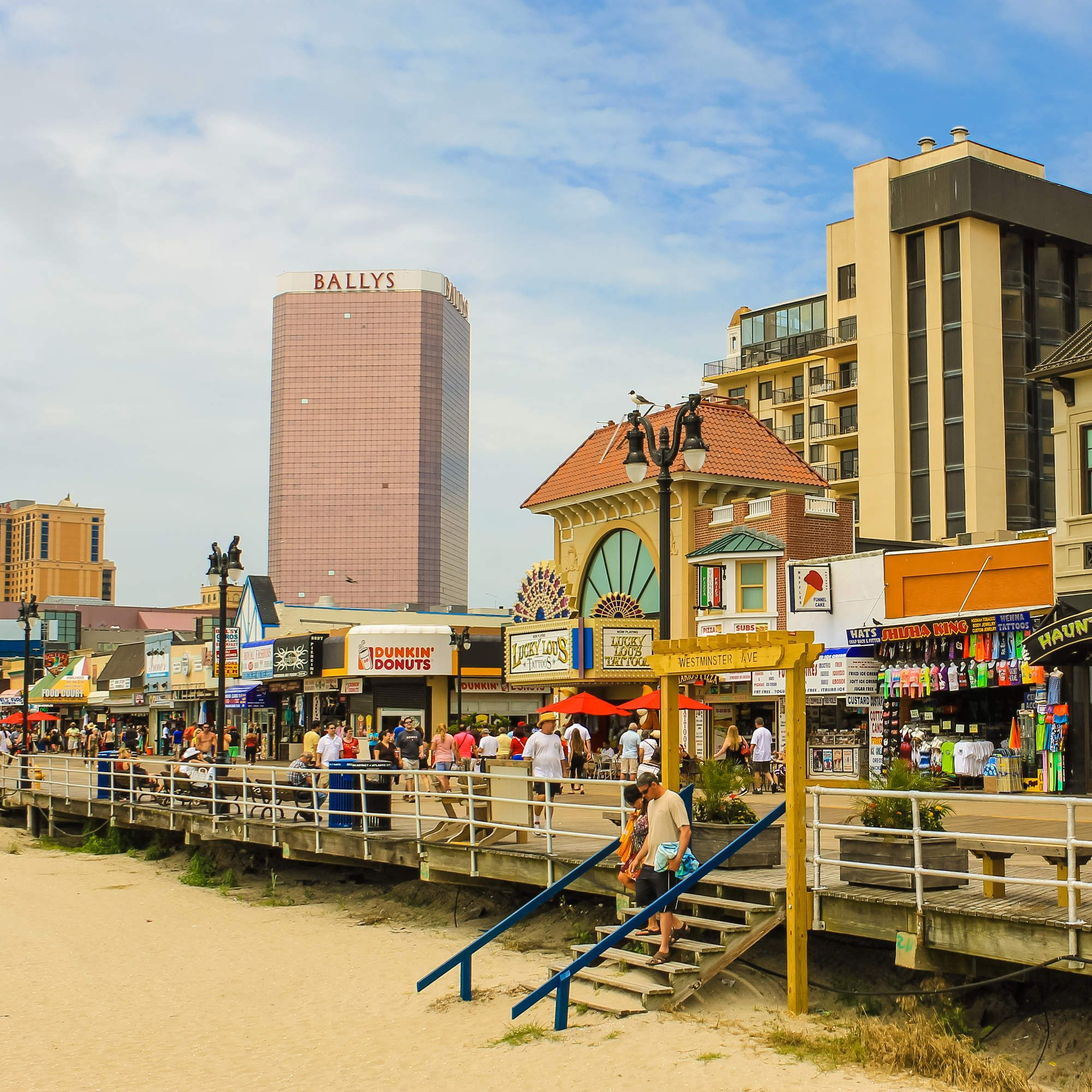 The Best Beaches Near Atlantic City Ocean City Maryland Boardwalk Atlantic City Vacation Ocean City Maryland