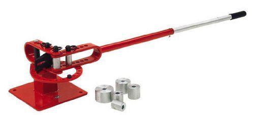 XtremepowerUS Hand Manual bench Type Compact Bender Bending Metal Fabrication & Welding
