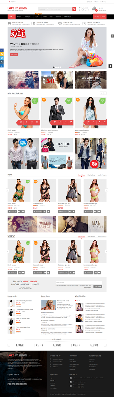 Musthaves & Fashion shop je online. - m 93
