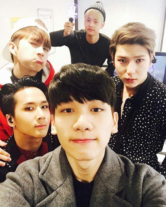 Vixx..leo...N..Ravi..Ken..Hyuk...very good team..
