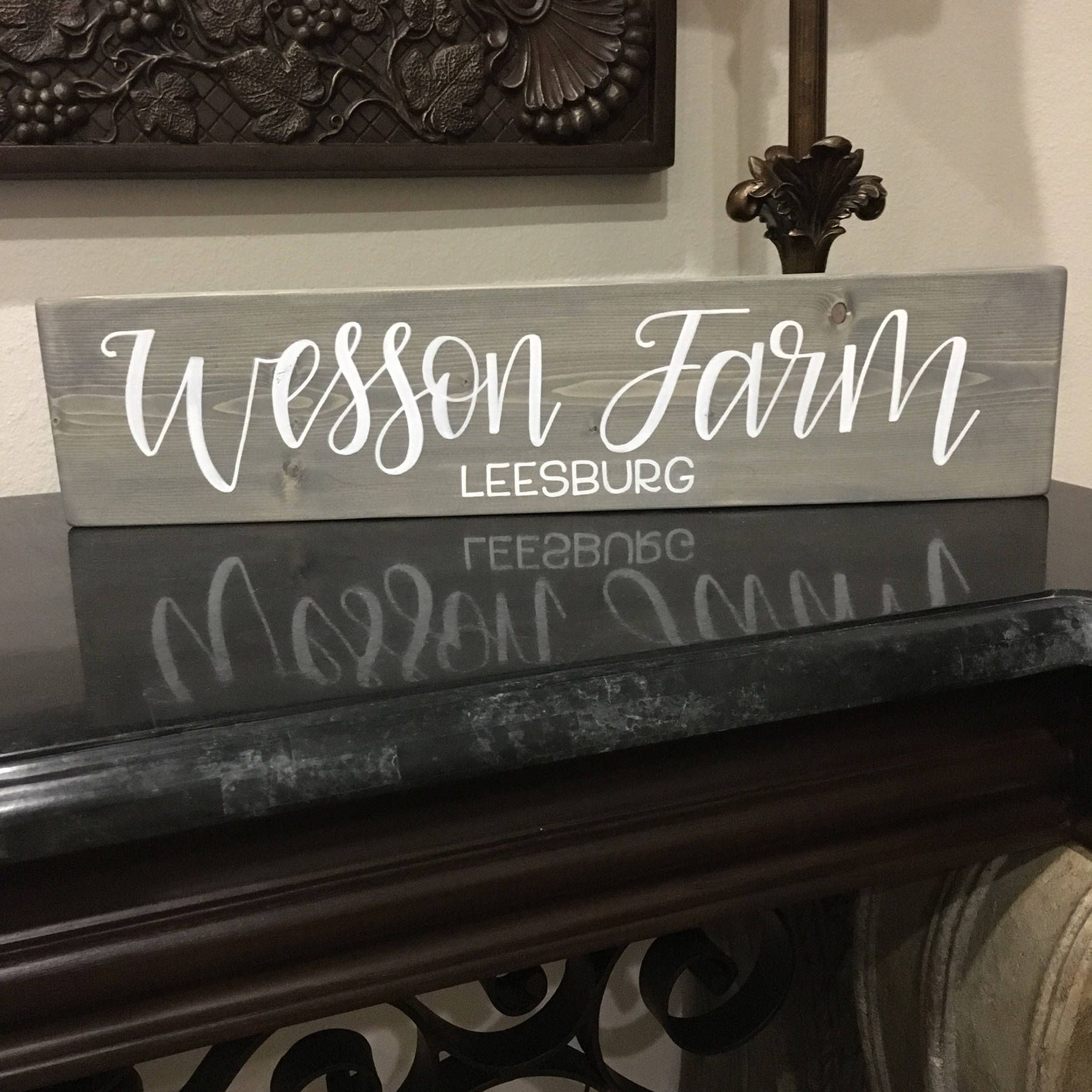 Name Sign Family Name Sign Business Name Sign Wooden Sign