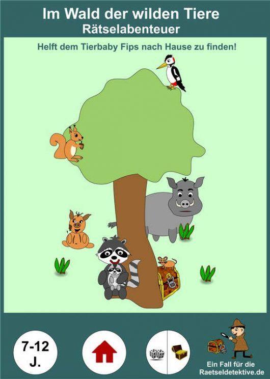 Tierspiele Für Mädchen