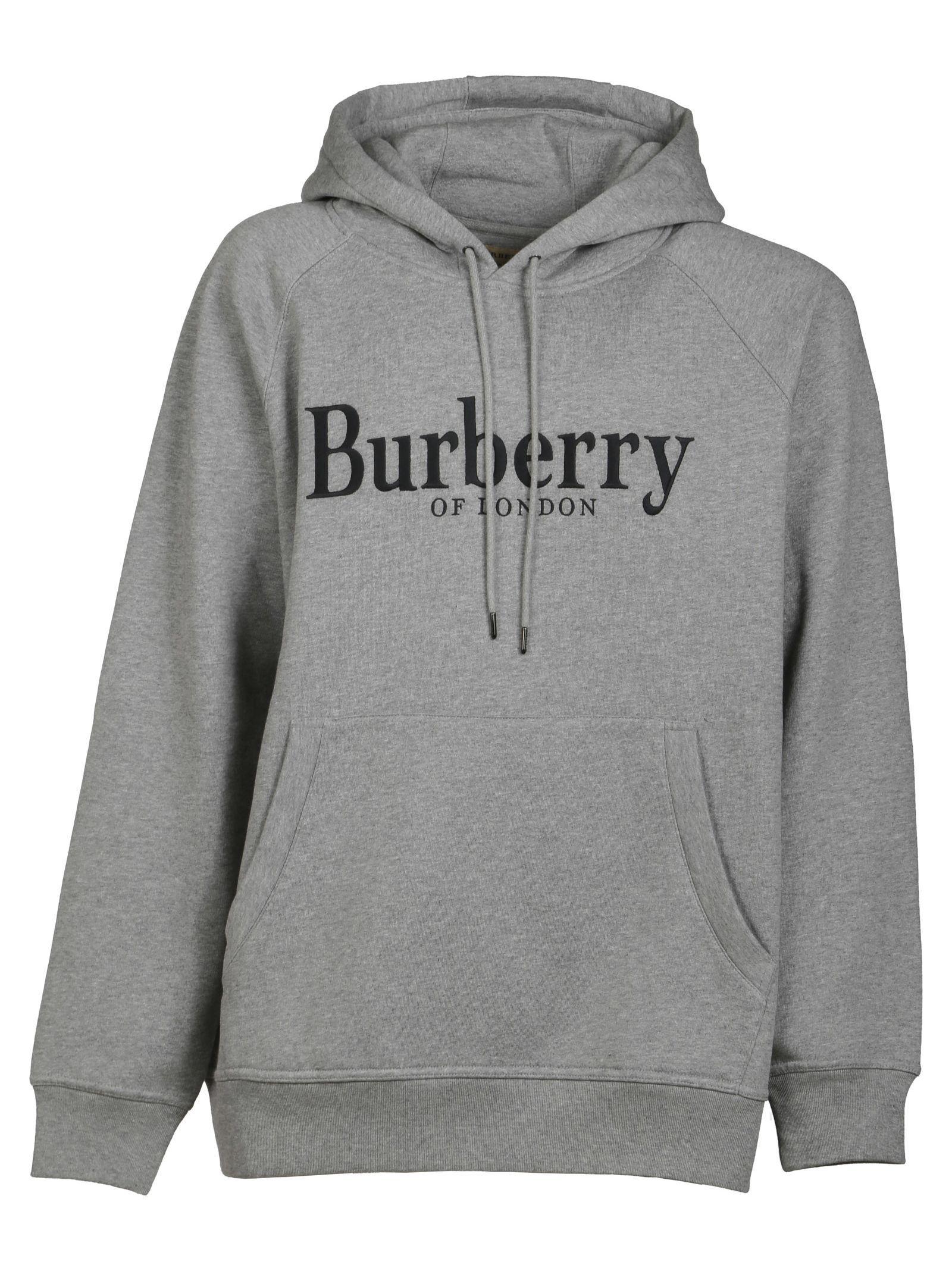 2b6938e67162 BURBERRY LOGO HOODIE.  burberry  cloth